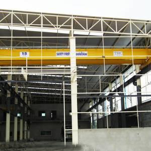 เครนโรงงาน (ขนาด 15 ตัน)